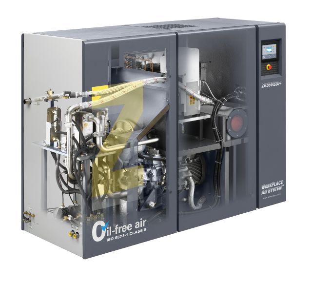 oil-free-screw-compressors